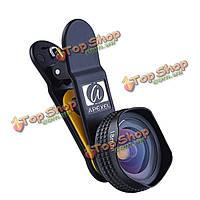 Apexel 18мм оптический HD широкоугольный объектив для портретной съемки для андроид КСН iPhone смартфон