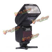 Triopo TR-950 6d 7d 50d 60d 70d 450d 550d 600d 650D 700D 1100D Canon Вспышка Speedlite для ii iii ЭОС знак 5d