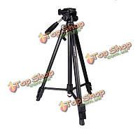 Портативный мини складной ультра алюминиевого сплава комплект компактный штатив для SAB233 цифровая фотокамера DSLR видеокамеры Canon Nikon cambofoto