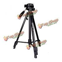 Портативная алюминиевая профессиональная выдвижная камера для съемки штатив с полукруглой головкой для камеры DSLR видеокамеры SAB203 cambofoto