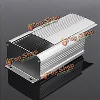 Электронный алюминиевый корпус проекта оболочки кейс письменный стол инструмент коробка 130 * 95 * 55мм