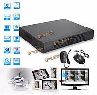 H.264 8-канальный сетевой видеорегистратор 1080p видео рекордер HD ONVIF P2P Облако HDMI USB VGA