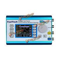 FY2300 20МГц сигналов произвольной формы двухканальных 200мsa ДДС метр генератор сигналов высокочастотный/с частотой 100МГц