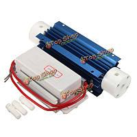 110В 5 г/ч Комплект генератора люкс дезинфекционная обработка воды озона кварцевой трубки