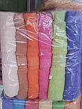 Банное полотенце махра, фото 2