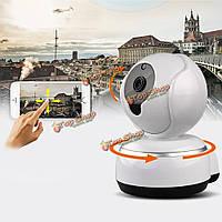 Wi-Fi беспроводные камеры HD 720p IP-безопасности с 2 способ аудио TalkBack телеметрией видео смарт облако P2P поддержка смарт-телефона и ПК iPad