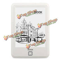 ONYX BOOX c67s 6-дюймов двухъядерный 8Гб для чтения электронных книг экрана 1024 * 758 E-Ink