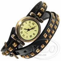 Женские часы Fing Yi на кожаном ремне