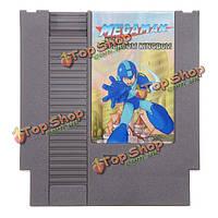 Megaman-в грибном царстве 72 пин 8бит картридж карточная игра для NES Нинтендо