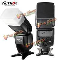 Универсальный ЖК-вспышки Speedlight для JY-680A Камеры Pentax Олимпа Canon Nikon viltrox, фото 1