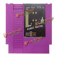 Супер Хансин тигры giabbit охоты 72 пин 8 битную картридж игры карты для NES Нинтендо