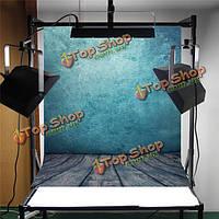 1.5x2m шелк классический деревянный пол фон фотостудия фоны