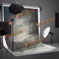 Тема фотографии фон съемки студии реквизита Sky 150x210cm шелк пасмурная