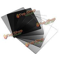 6шт квадратный цвет объектив камеры фильтр ND2 ND4 ND8 для Cokin р набор, фото 1