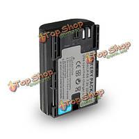 LP батареи e6 камера для LP-E6 2200мАh 7.2V Canon 70d 5DII 5D2 5D3 7d 6d 60d
