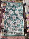 Кухонное полотенце лен-махра (упаковка 20шт.), фото 2