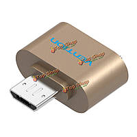Конвенция Micro USB к USB OTG адаптер 2.0 конвертер для Android Tablet PC прошить клавиатуры мыши