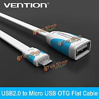 Микро Конвенция USB OTG кабель адаптер для Samsung s4 S3 i9300 HTC сони Android Tablet PC MP3 MP4