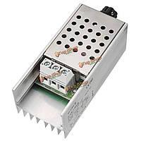 10000Вт высокой мощности ЮКЖД bta100-800b электронный регулятор напряжения для регулирования скорости и затемнением и термостат, фото 1