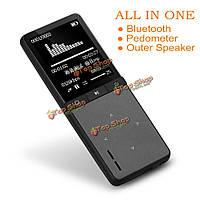 ONN W8 Bluetooth  3.0 спорт 8Гб MP3-плеер со встроенным FM-радио диктор шагомер обезьяне FLAC