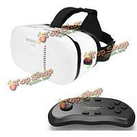 Xiaozhai Z3 bobovr вр окно 3D Google очки виртуальной реальности с вр shinecon блютуз геймпады