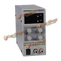 30В 5a переключатель цифровой дисплей регулируемый источник питания постоянного тока KPlayStation 3 PS305D wanptek