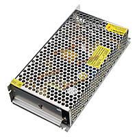 Универсальный регулируемый AC110 / 220 В постоянного тока 24v 6.5a 150w переключения выключателя питания серебристого металла