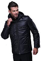"""Куртка мужская  """"Алекс"""" черная"""