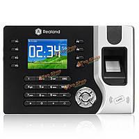 Контроль доступа отпечатком пальца Realrand A-C071 система записи TCP/IP