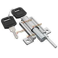 Цинковый сплав шкафчик картотеке ящик ящик для инструментов ящик стола шкаф + 2 ключа