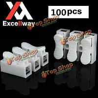 Excellway ch3 FAST разъем провода клеммы пружинный блок разъем LED разъем провода полосы света