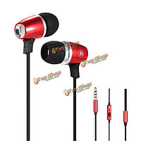 OY2 3.5мм Stereo Hi-Fi Running In-Ear Headset Earphone Headphone Line Control Hands-free with Mic