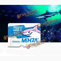 Micro SD карта class10 16Гб SDHC CLASS10 Mixza