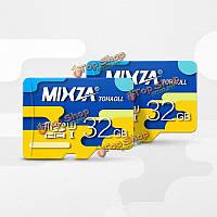 Микро class10 SD карты для смартфона mp3 камеры 32GB mixza красочные карты памяти