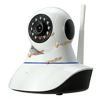 HD720P беспроводная сеть Wi-Fi монитор ночного видения безопасности CCTV IP камера PTZ