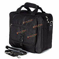 Черный премиум консоль путешествия футляр для переноски сумки в автомобиле для Sony PlayStation 4 PS4