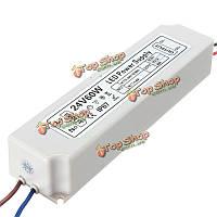 60Вт IP67 ac100-264v к DC24V импульсный источник питания адаптер драйвер