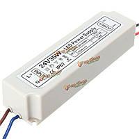 35w IP67 ac100-264v к DC24V импульсный источник питания адаптер драйвер