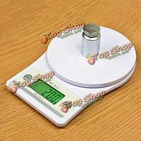 WH-B15 7000г/1g LED электронный пищевой рацион почтовой кухня цифровые весы баланс веса измерения