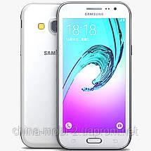Смартфон Samsung Galaxy J3 Duos J320H White ' ' ', фото 3