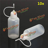 Бутылка пластиковая с дозатором 30мл