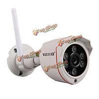 WansСam ONVIF беспроводной 720p IP-камера наружного водонепроницаемый P2P ночного видения порез IR hw0050 6мм объектив