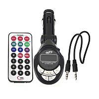 Трансмиттер модулятор FM автомобильный MP3 SD USB