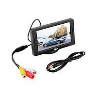 LCD Монитор для автомобильной камеры заднего вида