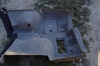 Opel vectra b вектра б задняя обшивка салона, фото 1