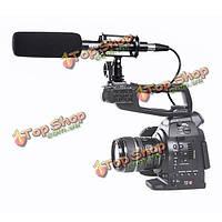 BOYA BY-VM190P камера  установленная стерео конденсаторный микрофон дробовик для цифровой зеркальной камеры видеокамеры