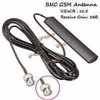 30МГц-1200МГц антенна сканер радио BNC стекло крепление мобильный паста GSM Полнодиапазонного