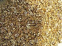 Гайка шестигранная латунная М10 ГОСТ 5915-70, ГОСТ 5927-70, DIN 934