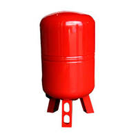 Бак расширительный для систем отопления 36 л круглый EUROAQUA