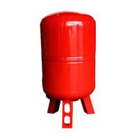Бак расширительный для систем отопления 50 л круглый EUROAQUA